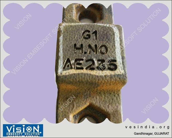 Drilling Engraving on Metal