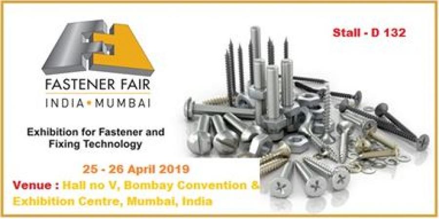 Fastener fair india 2021