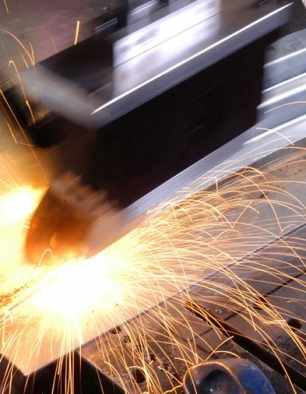 Tube and profile welding