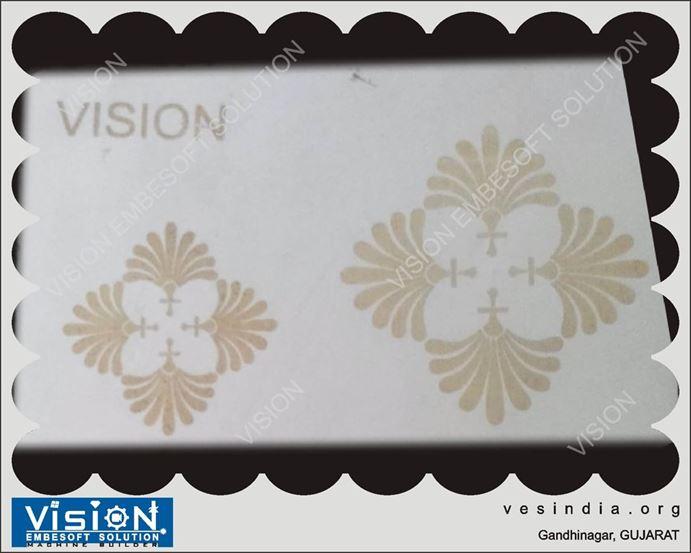 Laser Marking on Metal Plate