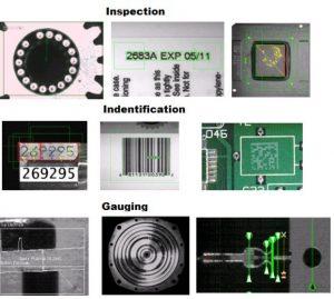 Vision Machine Inspection
